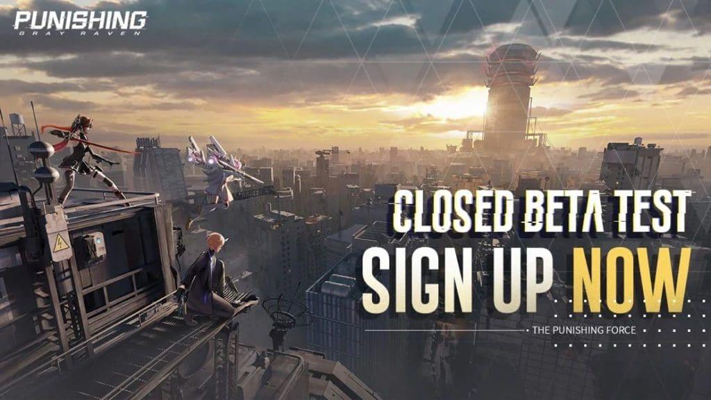 Castigar: Grey Raven pronto tendrá una beta cerrada de una semana, regístrese ahora