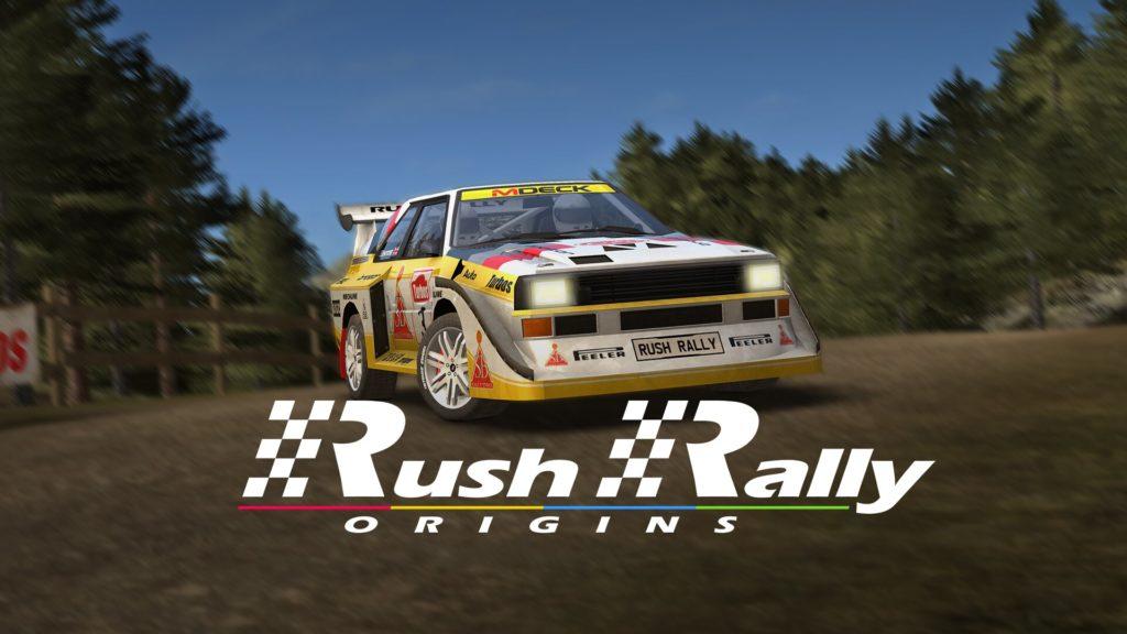 Echa un vistazo a estas nuevas pantallas increíblemente sucias para Rush Rally Origins