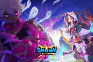 Smash Legends obtiene su decimoquinta leyenda en forma de Nui