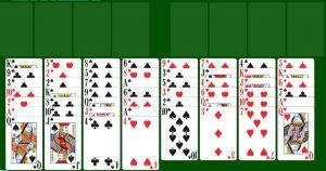 FreeCell Challenge es un juego de solitario con una edificante selección de mazos personalizados