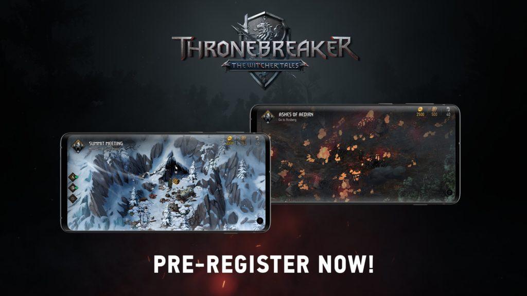 Thronebreaker: The Witcher Tales llegará a Android el 17 de junio, preinscríbase ahora