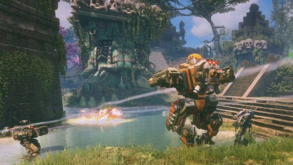 Titan Glory, Robo-Battler de Atypical Games, ya disponible para Android