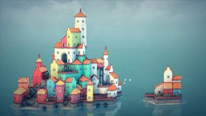 Calming City-Builder Townscaper ya está disponible en Android