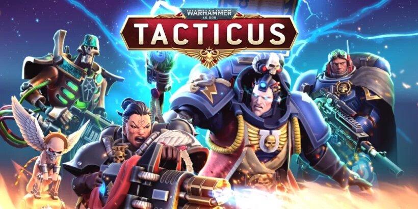 El desarrollador de Rivengard anuncia Warhammer 40,000: Tacticus